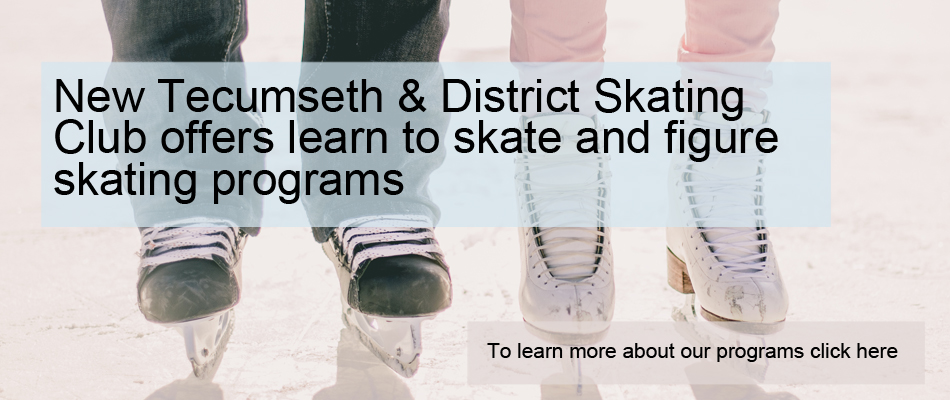 Skate with New Tecumseth & District Skating Club